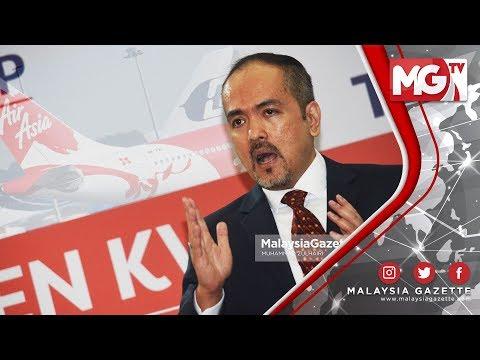 "TERKINI : ""Pertikaian AirAsia dan MAHB Perlu Dihentikan"" - KWSP"