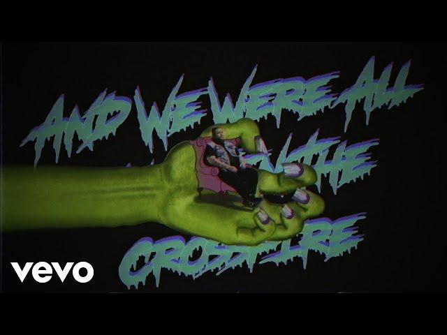 Crossfire (Lyric) - Rag'n'Bone Man