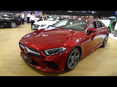 Mercedes_benz Cls Class Coupe Седан класса E - рекламное видео 3