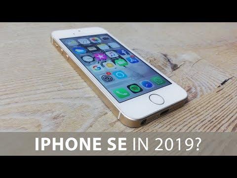 Sollte man das IPHONE SE im Jahr 2019 noch KAUFEN?! | Techupdate