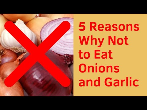 , title : 'Why You Should Avoid Onions and Garlic — the Ayurvedic Approach