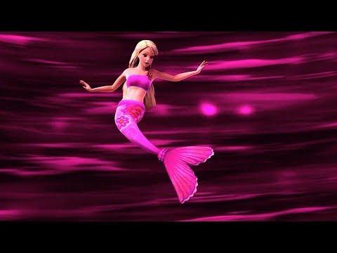Barbie in A Mermaid Tale - Merliah turn into a real Mermaid