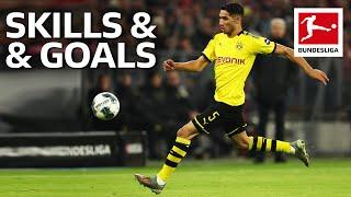 Achraf Hakimi - Magical Skills & Goals