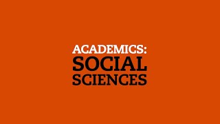 Academics: Social Sciences at Clark
