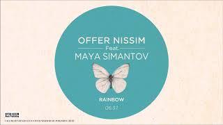Rainbow (Audio) - Offer Nissim feat. Maya Simantov (Video)