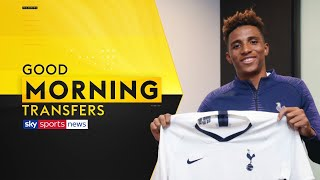 Tottenham complete Gedson Fernandes signing! | Good Morning Transfers