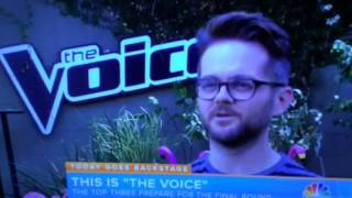 Josh Kaufman is going to sing Every Breath You Take by Stin