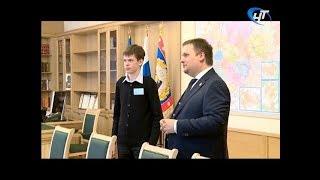 В Великом Новгороде стартовал проект «Наставники – не рядом, а вместе»