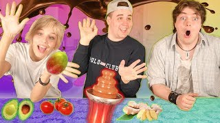ULTIMATIVT KLAMT! | Ultimativ Fondue #4