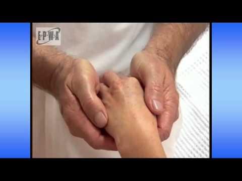 Manuelle Therapie der Gelenke
