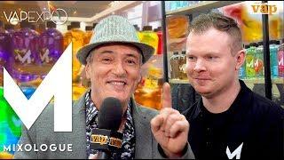 MIXOLOGUE : Avec Jeremy CAJEMY Cocktail de e-liquide à gogo !