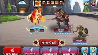 Monster Legends Firestorm Level 1-130 Pvp Combat Review