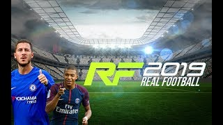 Real Football 2019 Android Offline 500MB Best Graphics
