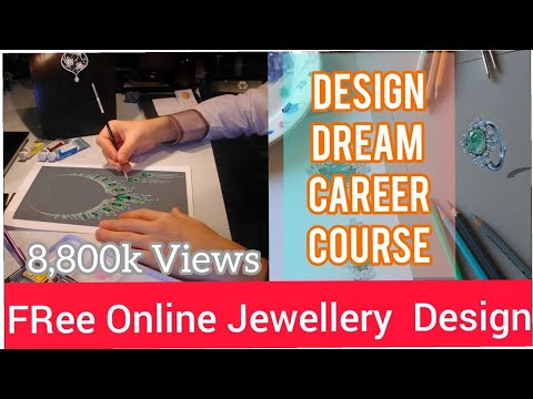 Free Online Jewellery Design At Home // Free Online FASHION Design at Home//BY  SARA  MIRAAZ  KHAN