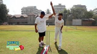 Cricket Practice: Fast bowling