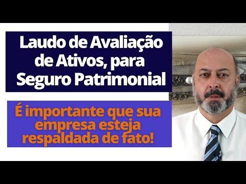 Laudos de Avaliação do Ativo Imobilizado Avaliação Patrimonial Inventario Patrimonial Controle Patrimonial Controle Ativo