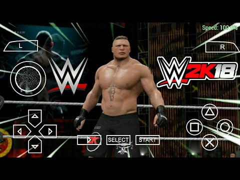 [OFFLINE] DOWNLOAD WWE 2k17 , WWE 2K18, WWE 2K19 PSP GAME FOR ANDROID [2018] IN HINDI