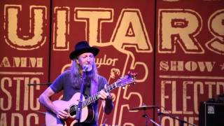 'Slippery St. Paul' Performed by Pat Simmons of The Doobie Brothers  •  NAMM 2013