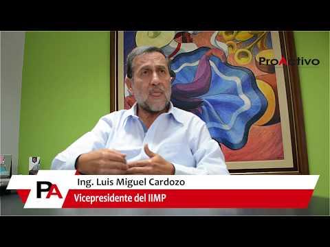 Ing. Luis Miguel Cardozo sobre el bloqueo de la carretera de acceso a Las Bambas