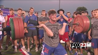 VIDEO - Bixby Spartans set records at Night of Champions