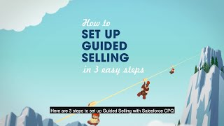 Guided Selling with Salesforce CPQ