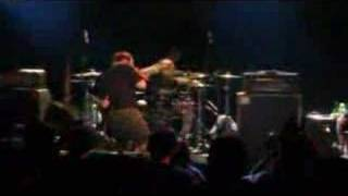 36 CRAZYFISTS LIVE - I ll go until my heart stops