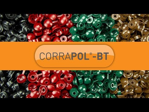 CORRAPOL®-BT Coloured Roof Fixings