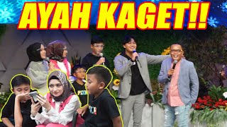 SURPRISE'IN AYAH SAMA ANAK-ANAK (PART 22)