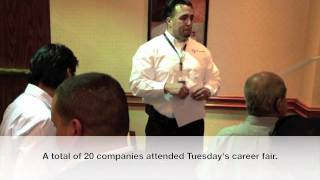 National Career Fairs Hosts Event In Ontario