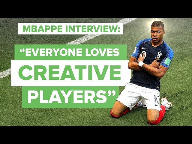 法语中Mbappé的视频发音
