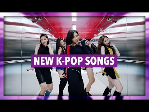 NEW K-POP SONGS | FEBRUARY 2019 (WEEK 2)