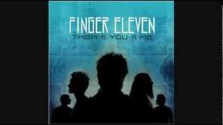 Finger Eleven - Paralyzer (Clean version + Lyrics)