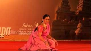 Kathak by Pali Chandra at Mahabalipuram Dance Festival - 2