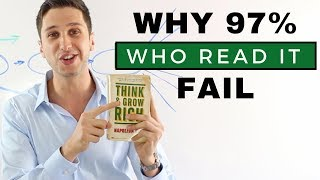 Think and Grow Rich (Best Summary Ever) - Napoleon Hill