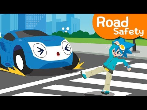 [Watch-Car] Crosswalk Song | Road Safety Song | Seat Belts Safety | Watch-Car Road Safety Song♬