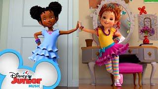 Good Enough | Music Video |  Fancy Nancy| Disney Junior