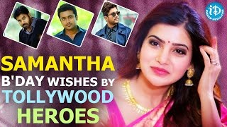 Samantha Birthday Special Video
