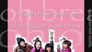 2ne1 - love is ouch [easy-to-read romanized lyrics] ♥