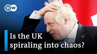 Boris's Brexit boomerang: Is the UK spiraling into chaos? | To the point