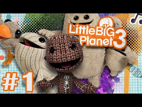 LittleBigPlanet 3 (PS4) #1 FR