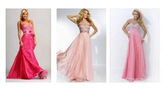 Top 100 Pink Maxi Dresses, Long Pink Prom Dresses For Women