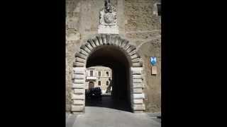 preview picture of video 'Sinagoga Pitigliano ( GR )'
