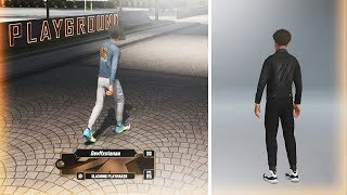 First Drippy Outfits Sunday Of NBA 2K20!💧 Best Graphic Jean Jacket Outfits! Best Outfits NBA 2K20!