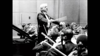 Schubert - Symphony n°5 - New York / Bernstein