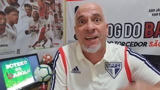 D. ALVES ABRIU O JOGO... E PATO ESTROPIADO DE NOVO!