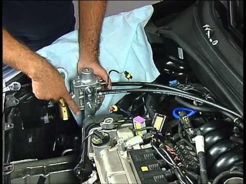 Ford torneo konnekt 1.8 Benzin der Aufwand