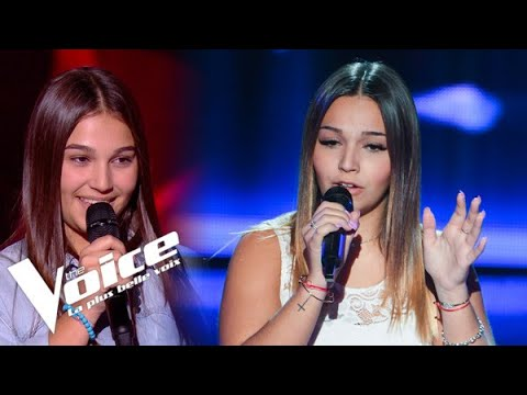 Sam Smith – Lay Me Down   Manon   The Voice All Stars France 2021   Blind Audition