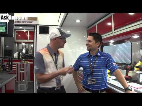 Augusta Titleist Tour Truck Visit