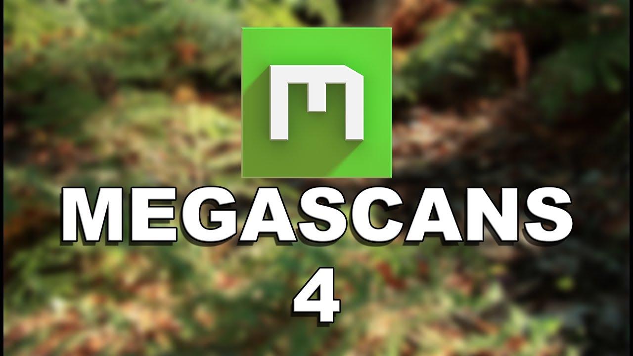 [UE4 TUTO FR] Megascans - Création Texture + Exportation (Partie 4)