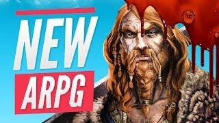 Vikings - NEW ARPG Gameplay